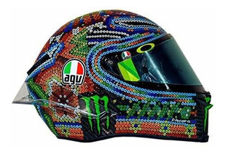 Agv Unisex Adult Pista Gp R Valentino Rossi 2018 Winter Test