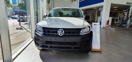 Volkswagen Amarok Trendline 4x2 M/t (avd)