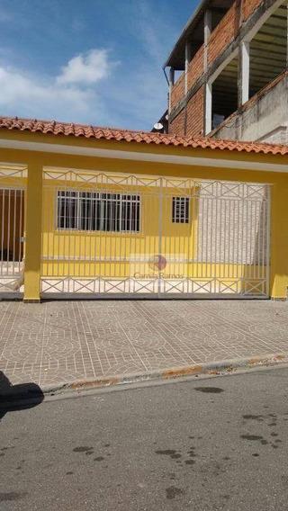 Casa Com 4 Dormitórios À Venda - Jardim Medina - Poá - Ca0060