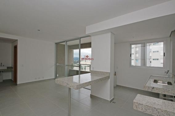 Apartamento - Vila Da Serra - Ref: 16973 - L-bhb16973
