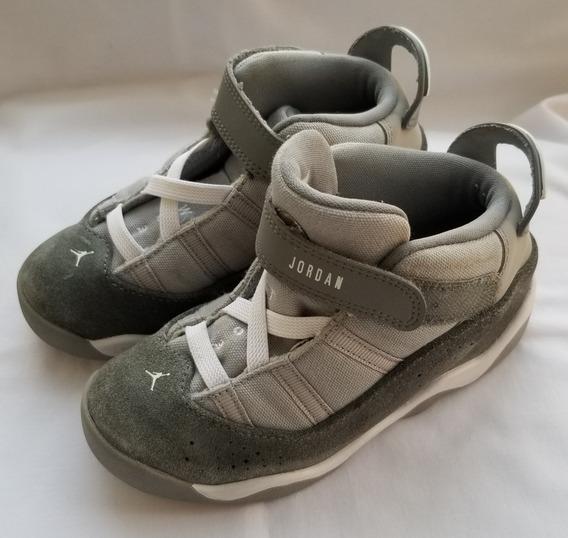 Zapatillas Botitas Nike Air Jordan Niño