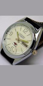Relógio Citizen Automático Japonês Excelente Estado