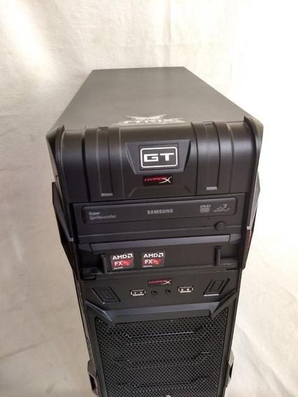 Pc Gamer Fx 8300 4.2ghz / R7 370 4gb / 16gb Ram Ddr3
