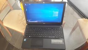 Notebook Acer Asprire E1 Hdd500 4gb Ram Led 15- Sem Detalhes