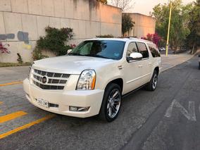 Cadillac Escalade Esv 2012 Platinum Qc Dvd 4x4 Excelente!