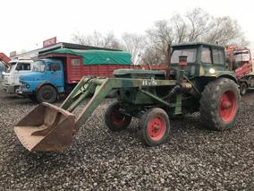 Tractor Deutz A85 Con Pala Frontal.