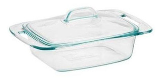 Pyrex No.1085801 Easy Grab Covered Casserole Dish