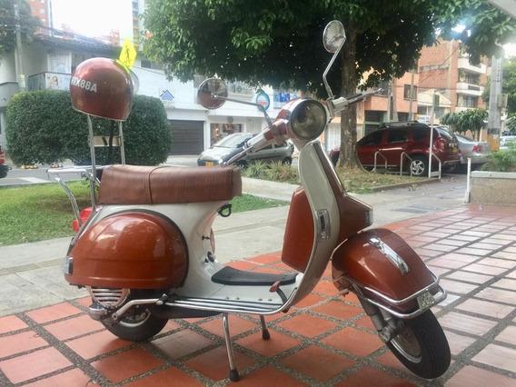 Moto Vespa Modelo 2001, Perfecto Estado