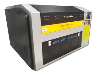 Pantografo Cortador Grabador Laser 50w 40x40 Profesional
