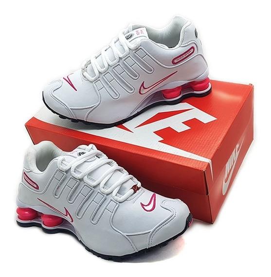 Tênis Nike Shox Nz Feminino Conforto E Qualidade