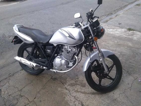Suzuki Yes 125cc Prata 2008
