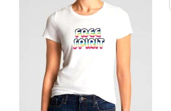 Remera Gap Mujer