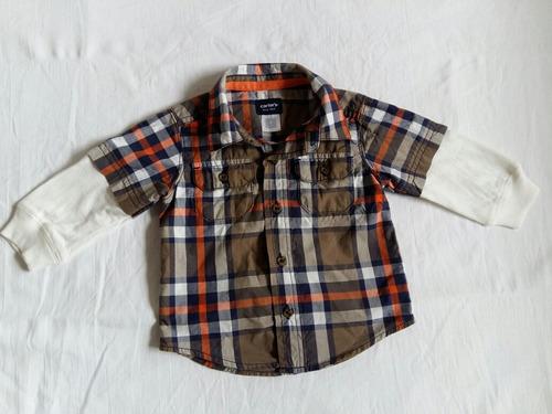 c8bc1690b Camisa Ejercito Militar - Artículos para Bebés en Mercado Libre ...