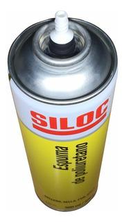 Siloc 500cc Espuma Poliuretano Expandido Sellador Aislante