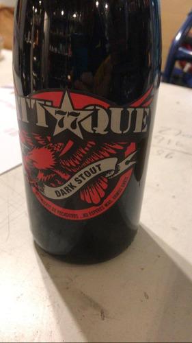 Caja X 6 - Cerveza Attaque 77 - Dark Stout 750cc