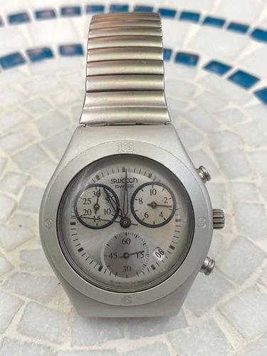 Relógio Swatch Irony Yms4007 Pulseira Do Modelo Ycs4035ag