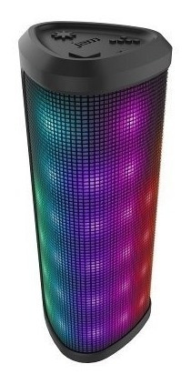 Caixa De Som Bluetooth Jam Trance Plus Led 12w - Preto