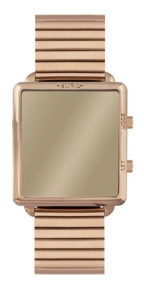 Relógio Euro Feminino Dourado Eujh831baj/4d