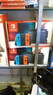 Consola Nueva Sellada Nintendo Swicth