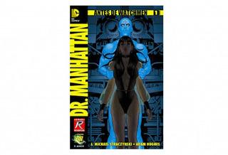 Hq Antes De Watchmen Dr. Manhattan