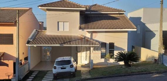 Linda Casa Em Condomínio / Itatiba Sp - Ca1219