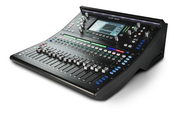 Allen Heath Sq 5 Mixer Digital Sq5 48 Canais Touchscreen