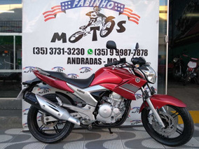 Yamaha Fazer 250 2014 Vermelha Novíssima!!!