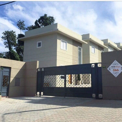 Sobrado Com 2 Dormitórios À Venda, 69 M² Por R$ 249 Mil - Vale Das Flores - Atibaia Sp - Ca1067