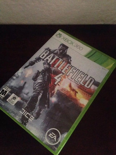 Battlefield 4 Xbox 360 Xbox One Call Of Duty