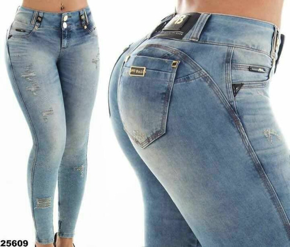 Calça Feminina Pit Bull Jeans Ref: 25609