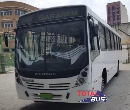 Neobus Mega - Ano 2011 - Mercedes Of 1418 ( Ônibus Usado)