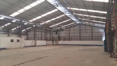 Galpao Industrial - Roncon - Ref: 3207 - L-3207