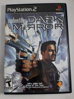 Juego Syphon Filter Dark Mirror Ps2 Playstation 2