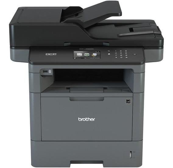 Impressora Brother Dcp L5652 Semi-nova, Com Garantia