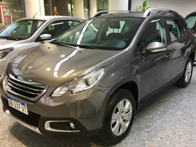 Peugeot 2008 Allure 2017 Credito Uva Camionetas Benevento