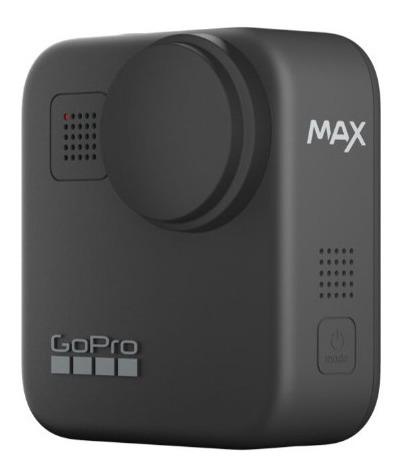 Protector De Lente Para Gopro Max 360° (caps)