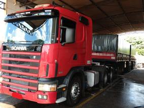 Scania R 420 6x2 2007 (vt)