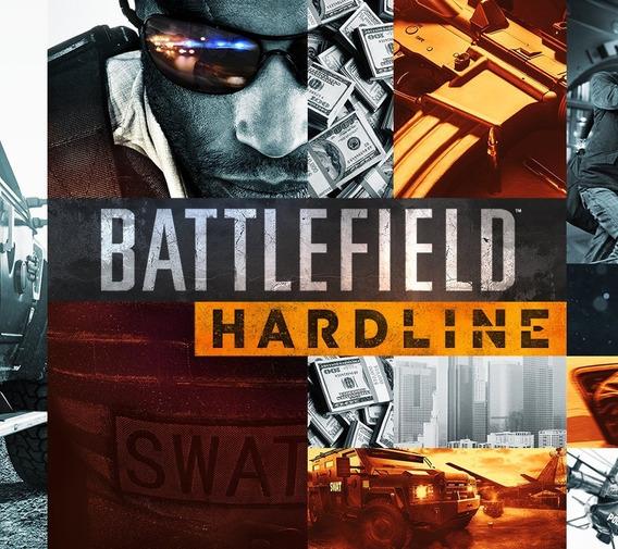 Battlefield Hardline Bf Ps3 Português Psn (leia A Descrição)