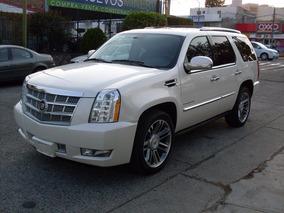 Cadillac Escalade 6.2 Paq P Plinum 4x4 At Corta