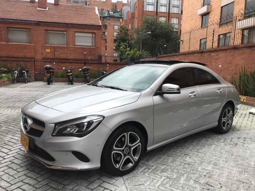 Mercedes-benz Clase Cla 2018 1.6 Urban