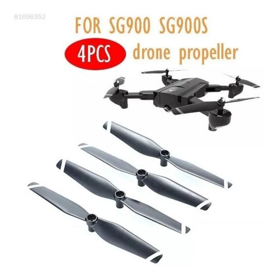 Drone Sg900 Sg900s Kit Com 4 Hélices