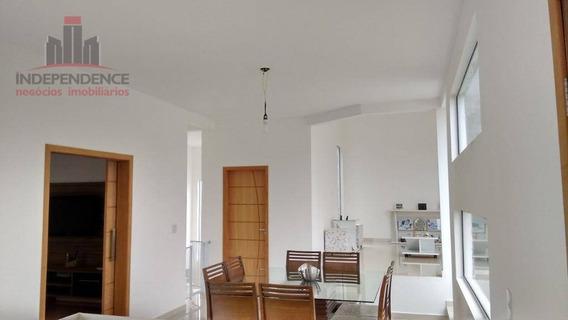 Casa À Venda, 228 M² Por R$ 636.000,00 - Reserva Fazenda São Francisco - Jambeiro/sp - Ca0673