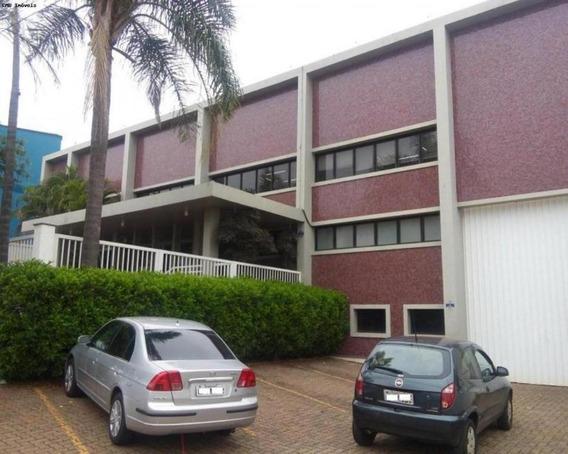 Galpão Para Alugar, 1950 M² Por R$ 40.000/mês - Jardim Santa Genebra - Campinas/sp - Ga0895