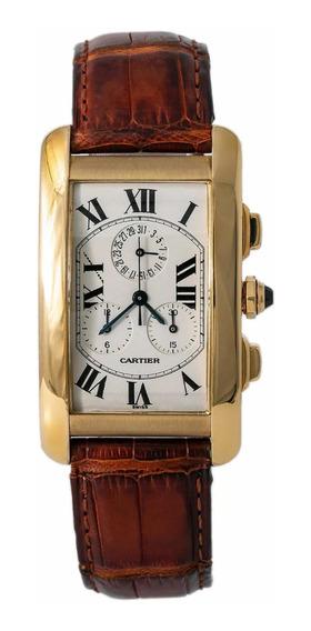 Cartier Tank Ouro 18k Aceito Carro !!!