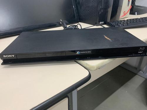 Blu Ray Player 3d Sony Bdp S-470 Usb Hdmi :)