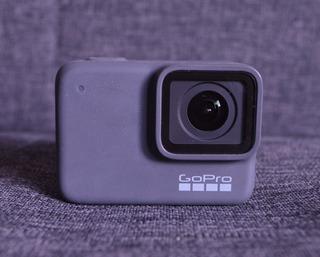 Gopro Hero 7 Silver 4k Con Accesorios