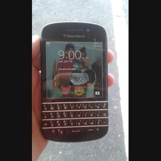 Blackberry Q10 Snq 100-5 Ultima Version Por Piezas O Complet