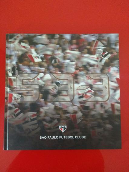 Livro São Paulo 533 - Novo (818)