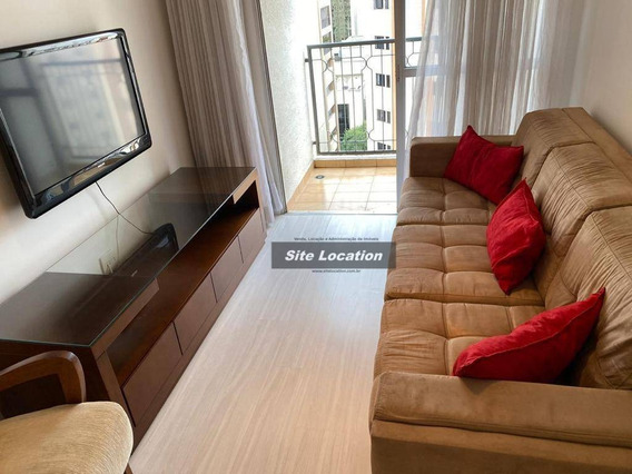 97383-97384* Apartamento 2 Dormitórios - Ap3852