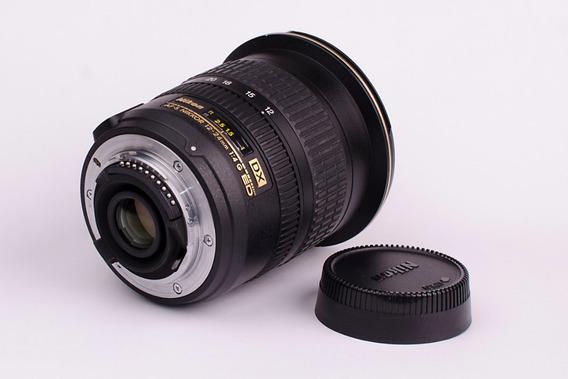 Lente Grande Angular Nikon Af-s Dx 12-24mm F/4g If-ed.
